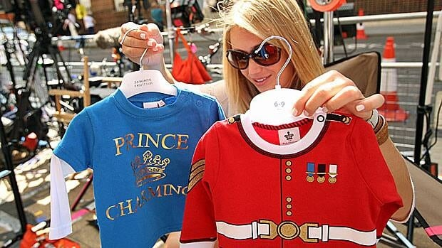 What kind of prince will Baby Cambridge be? One a fawning media and anyone with a smartphone will have a hand in shaping.