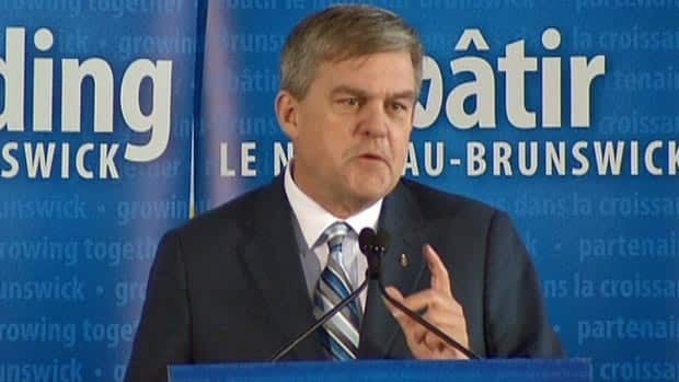 Premier David Alward created Invest NB in 2011 and gave it a mandate to lure outside investment to the province. The Crown corporation is considering awarding its staff performance bonuses.