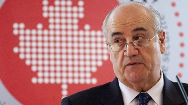 Fantino's office insists the international co-operation minister was within his rights to request English-only communications under the Official Languages Act.
