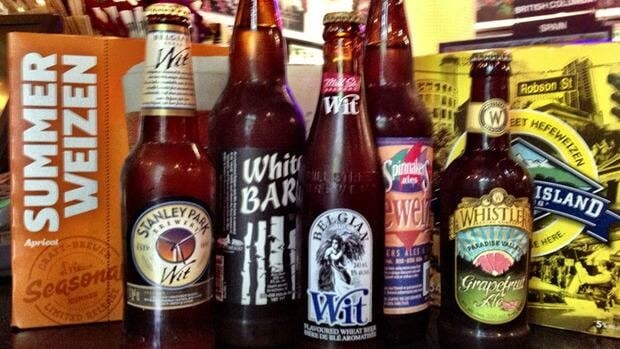 Wheat ales, lagers, and fruit beers are good choices for summer. (Manusha Janakiram/CBC)