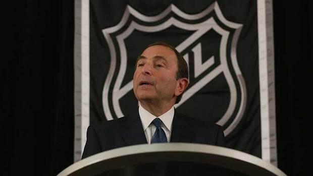 NHL commissioner Gary Bettman still hasn't spoken to players' union chief Donald Fehr since a brief meeting Wednesday.