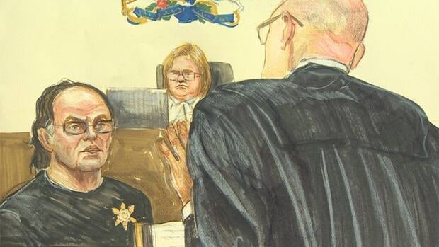 Karl Lilgert is on trial for two counts of criminal negligence after two passengers are presumed to have died when the BC Ferries vessel sunk in March 2006 south of Prince Rupert.