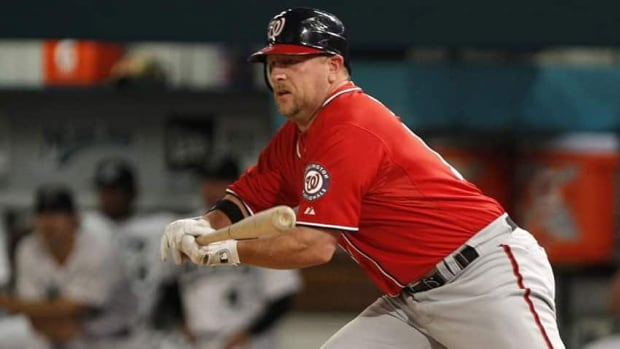 Former Major League Baseball player Matt Stairs was in New Brunswick when his home was broken into last year.