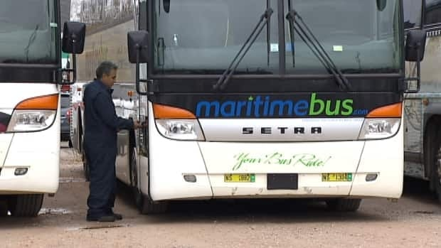 On Nov. 30 Acadian Bus Lines parked its fleet of buses permanently, opening up the market for Maritime Bus.