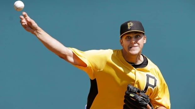 Born and raised in the United States, Jameson Taillon's family connections led to a spot in Team Canada's starting rotation for the World Baseball Classic.