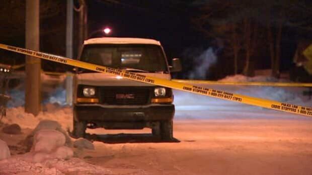 Raymond Floyd Peters was shot in a backyard in Dartmouth in January.