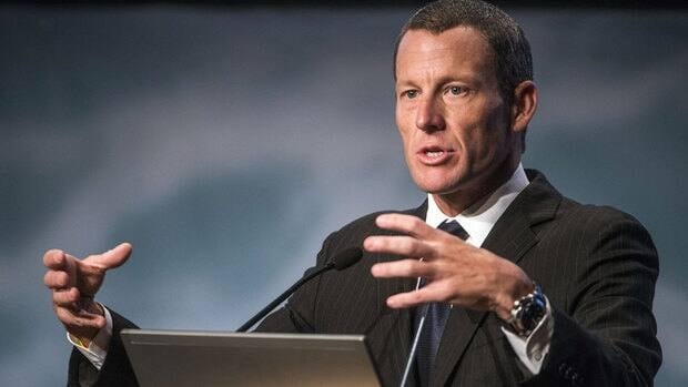 Lance Armstrong was banned for life by the USADA for doping.