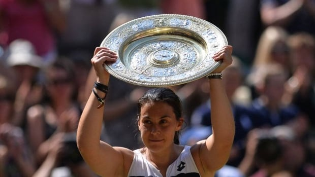 France's Marion Bartoli didn't lose a set this year in capturing the Wimbledon women's singles championship, sweeping past all seven of her opponents.
