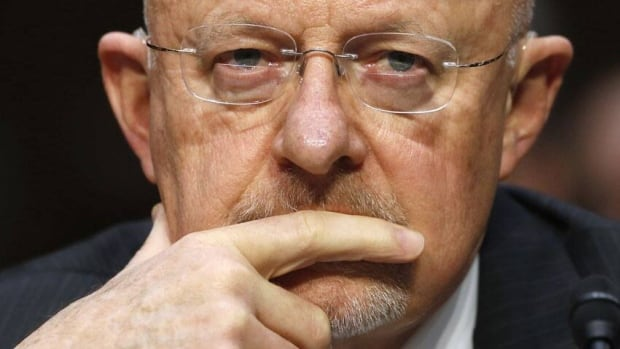 U.S. Director of National Intelligence James Clapper called the surveillance limited and said leaking details hurts America's security.