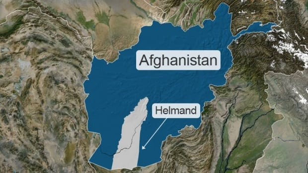 The beheadings took place in Helmand, which is still controlled largely by the Taliban