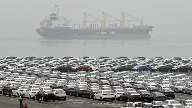 Canada may soon be able to ship eight times as many cars to Europe as the country currently does.