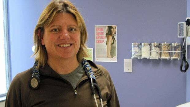 Pam Delgaty, nurse practitioner and head of the Lakehead Nurse Practitioner-Led Clinic.