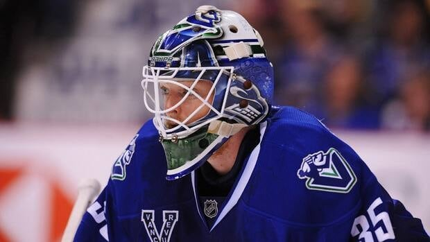 Cory Schneider of the Vancouver Canucks had an impressive 2.11 goals-against average and five shutouts during the regular season.