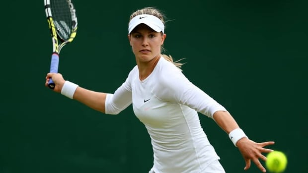 Montreal's Eugenie Bouchard will join the Canadian team.