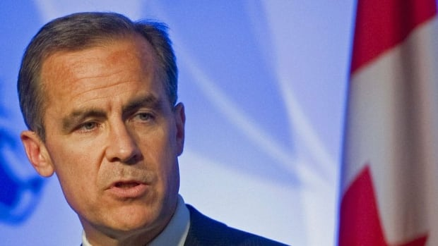 Bank of Canada governor Mark Carney last raised the bank's benchmark lending rate in September 2010.