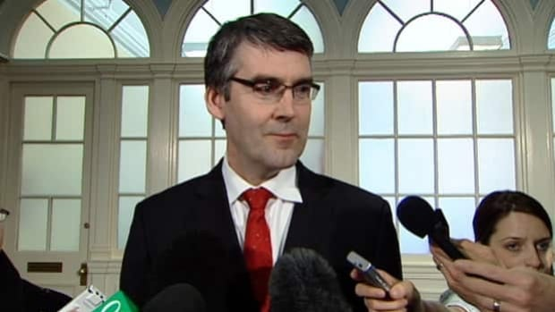 Liberal Leader Stephen McNeil is praising MLA Michel Samson for being 'very open and transparent' is this matter.
