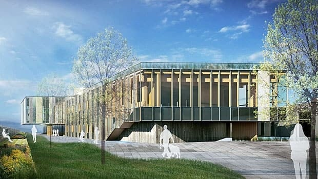 The Laurentian University School of Architecture is the first architecture school in Canada in 40 years and only the second to be built outside of a traditional metropolitan city.