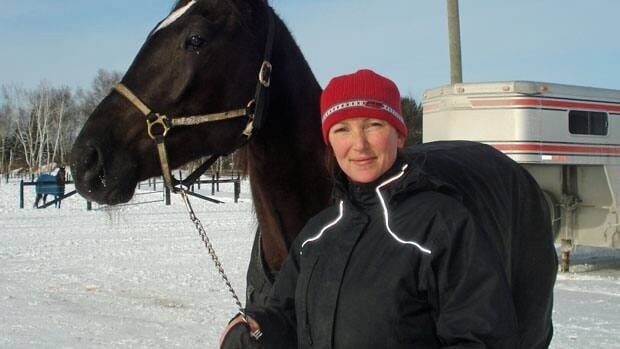 Meighan MacLennan, who races horses at Sudbury Downs, said the horse racing community depends on OLG money.