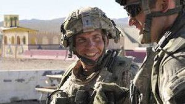 Staff Sgt. Robert Bales, seen during an exercise at Fort Irwin, California in 2011, is accused of massacring 16 Afghan villagers during pre-dawn raids in March.