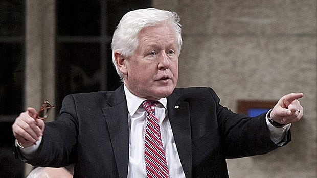 Interim Liberal Leader Bob Rae says if the Conservatives are going to attack him on Ontario's economy while he was premier, they should give him credit for some of the good things, such as the Blue Jays winning the World Series twice.
