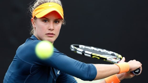 Canada's Eugenie Bouchard helped Canada qualify for World Group II in 2014.