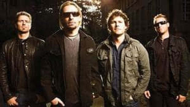 Nickelback announces July concert for Magnetic Hill, with opening act I Mother Earth.