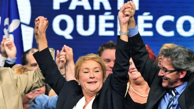 Premier Pauline Marois says her PQ government still a lot of work to do before sending Quebecers back to the polls.