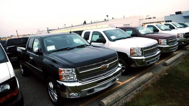 GM's recall affects certain 2013 models of pickups, SUVs and vans including the Chevrolet Silverado, above, Suburban, Tahoe, Avalanche and Express.