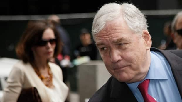 Conrad Black has been given permission to return to Canada for a year, despite giving up his citizenship in 2001 and having a criminal record in the U.S.
