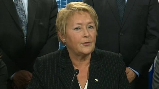 Today Premier Pauline Marois announced changes to the Parti Québécois cabinet following the resignation of Environment Minister Daniel Breton.