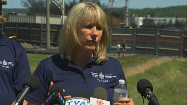 Wendy Tadros of the Transportation Safety Board will step down on Wednesday, one day after the TSB releases its final report on the deadly rail accident in Lac-Mégantic.