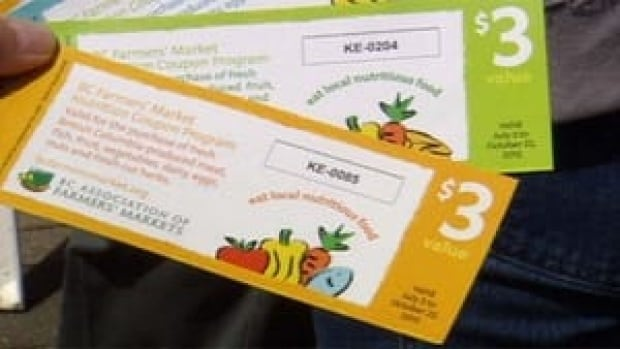 Critics say the coupon is a drop in the bucket in addressing the needs of B.C.'s hungry families.