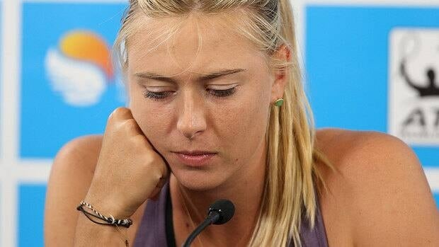 Maria Sharapova announces her withdrawal from the Brisbane International tournament on Tuesday. She didn't want to aggravate a collarbone injury with the Australian Open two weeks away.