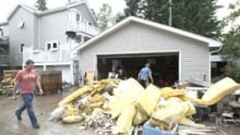 TD Insurance to cover sewer backup after flood victim ...