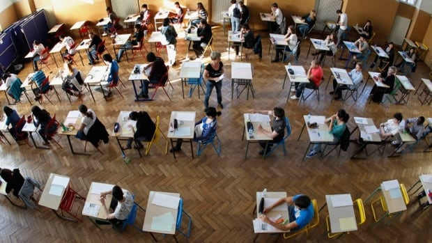 The Labour Relations Board has ruled that supervision of Grade 10-12 provincial exams in B.C. is an essential service.