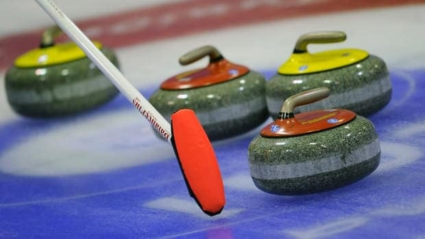 Action continued at the Canadian junior curling championships in Fort McMurray, Alta. on Tuesday.