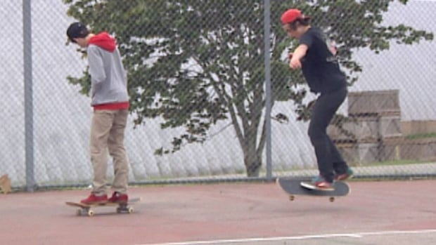 A group of Souris skateboarders say a skate park would be safer than riding in the streets or at other public venues.