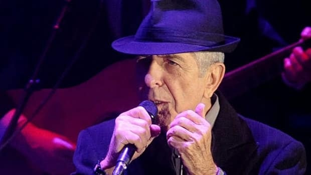 Canadian poet and singer Leonard Cohen performs on Oct. 10, 2010 in Warsaw. He will tour Europe later this year.