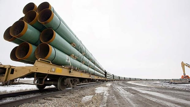 The Keystone XL pipeline faced stiff opposition in Nebraska, until its governor cleared a route. A judge overruled that decision today.