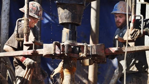 Fracking involves extracting natural gas trapped in shale rock through the use of chemically treated water and sand into a well bore. Critics say the process could compromise groundwater, but the energy industry says fracking is safe and does not harm the environment.