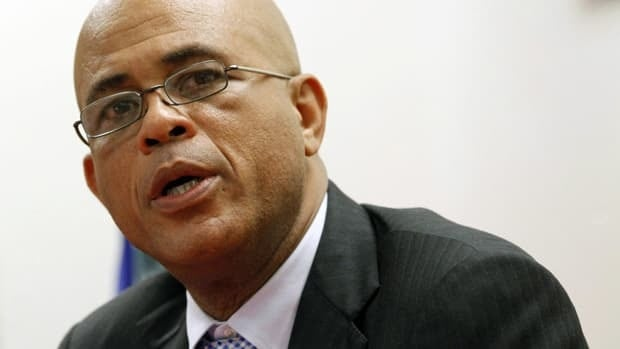 Haitian President Michel Martelly's government is trying to revive the nation's tourism industry and attract investors.