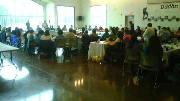Leaders of the Champagne and Aishihik First Nations met  for their annual general meeting this weekend.