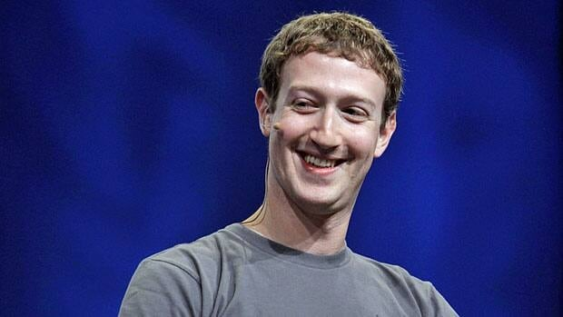 Facebook CEO Mark Zuckerberg, shown in September, kicked off its IPO roadshow in New York Monday.