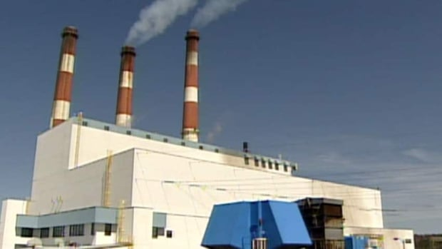 One of three generating units at the Holyrood plant is being taken offline for a necessary repair Wednesday.