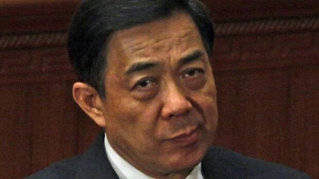 Bo Xilai, pictured in 2012, will face trial at an undisclosed date after being indicted on corruption charges.