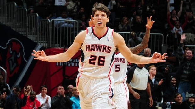 It appears as though Kyle Korver will continue to shoot three-pointers for the Atlanta Hawks next season. The two sides have reportedly agreed on a new multi-year deal.