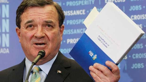 The business and economic community has mixed feeling about Finance Minister Jim Flaherty's latest budget.