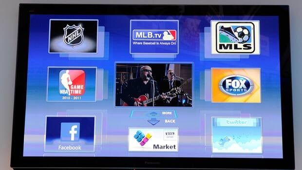 Web-enabled television is likely to be a major focus of the 2012 International Consumer Electronics Show in Las Vegas, which opens Jan. 9.