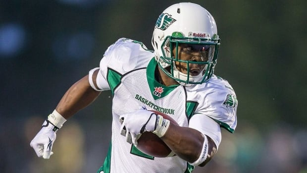 Roughriders running back Kory Sheets, who is this week's CFL offensive performer of the week, has rushed for at least 130 yards in each of the undefeated team's first five games and is on pace to surpass Mike Pringle's all-time CFL rushing record of 2,065 yards.