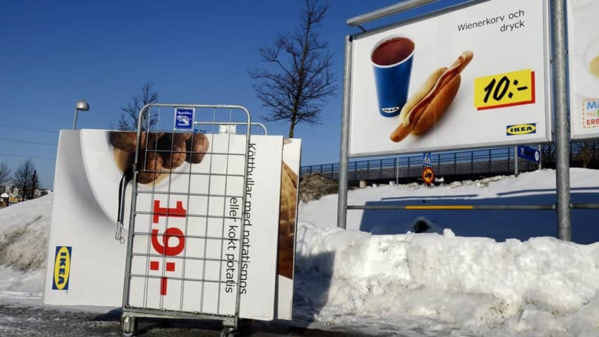 Ikea Withdraws Hot Dogs In Europe After Horsemeat Detected   World   CBC  News